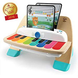 5 juguetes musicales para niños de 6 meses a 3 años