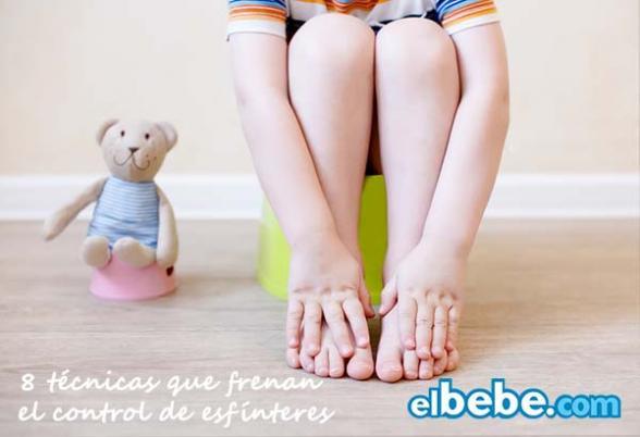 8 técnicas que frenan el control de esfínteres en tu hijo | Elbebe.com