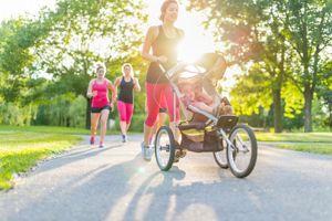 Elige el carrito o silla de bebé adecuado a tu estilo de vida