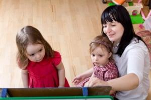 La duración del niño en una familia de acogida puede variar considerablemente
