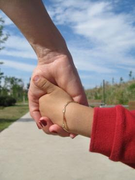 Adopción de niños en España