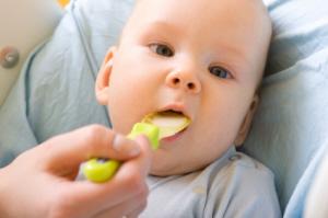 Hábitos de alimentación saludables en niños