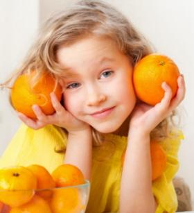 Alimentación de los niños de 3 a 5 años