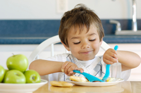 Pautas saludables de alimentación infantil Elbebe.com