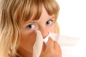 Obstrucción nasal en bebés y niños catarros y gripe