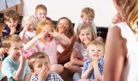 Aprendizaje infantil por repetición niños de 1 uno a 2 dos años