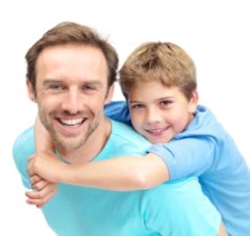 Autoridad paterna padre en los niños educación
