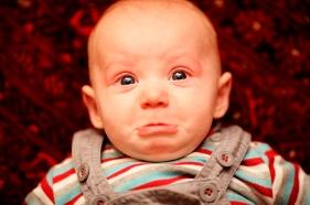 El bebé de dos meses, loquios, lactancia