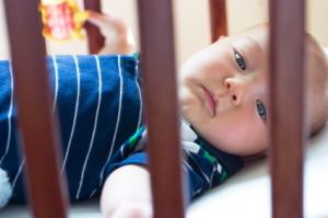 Bebés no quieren dormir cuna