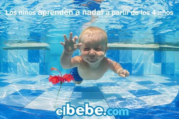 Los bebés disfrutan mucho con los juegos acuáticos | Elbebe.com