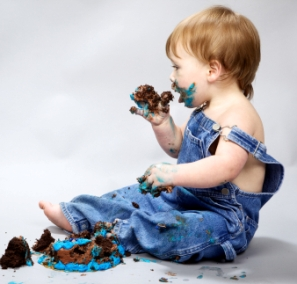 Los niños de 1-2 años pueden tener alguna manía en su alimentación | Elbebe.com