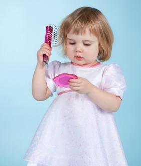 Carácter y temperamento de los niños de 1 uno a 2 años