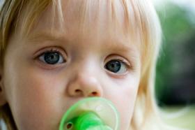 Se recomienda el uso del chupete cuando el niño realmente lo necesita