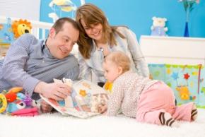 Colorterapia los colores de la habitación de los bebés