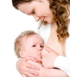 Lactancia leche materna cómo dar de mamar en la alimentación de bebés