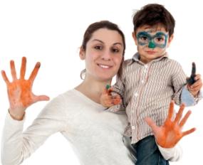 Como estimular la creatividad de los niños