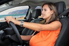 Conducir en el embarazo | Elbebe.com