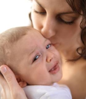 Crisis de los bebés de tres 3 meses, bache en el desarrollo de tu hijo