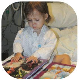 Una editorial dona libros infantiles a varios hospitales