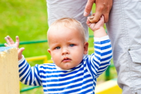 Un logro importante en el bebé es la capacidad para desplazarse