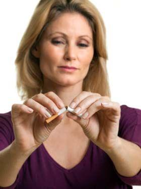 El consumo de tabaco reduce las probabilidades de quedarse embarazada