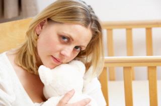 Algunas madres sufren depresión postparto