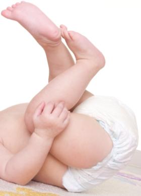 Prevenir y curar la dermatitis del pañal