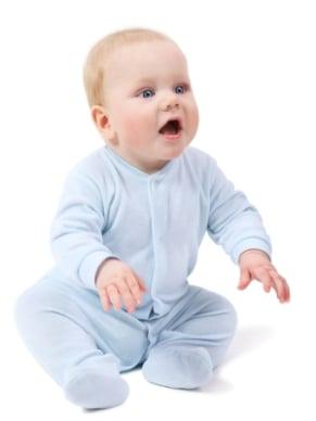 Desarrollo del lenguaje del beb empezar a hablar - Bebe de 6 meses ...