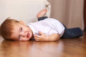 El desarrollo emocional del bebé de 8 a 12 meses: ansiedad ante la separación