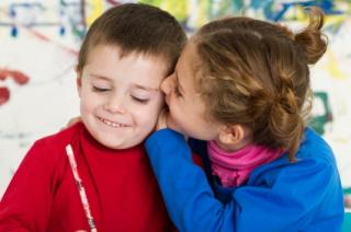 Los niños de 3 a 5 años tienen un mayor conocimiento de su entorno
