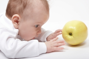 fiebre bebe siete mes: