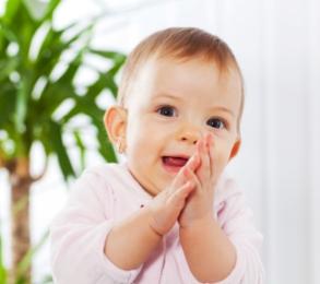 Evolución y desarrollo psicomotor bebes de cuatro 4 a siete 7 meses