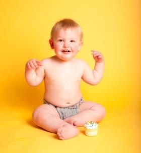 Desarrollo psicomotor de los bebés de 8 meses