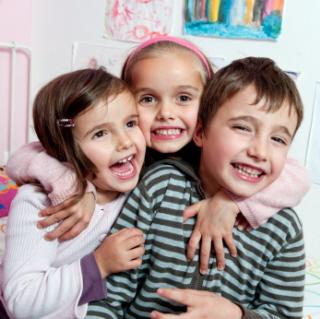 El círculo de amistades se amplía entre los 3 y los 5 años