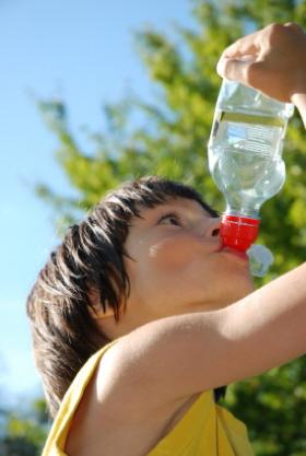 Deshidratación de bebés y niños sintomas