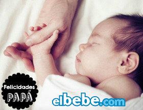 Padre y bebé Elbebe.com