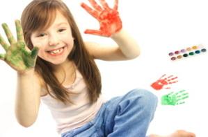 Cómo estimular la expresión plástica de tu hijo