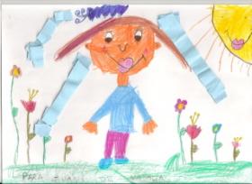 Creatividad infantil: el dibujo