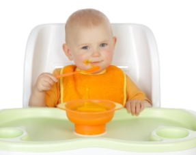 Dificultades del niño de 1 a 2 años para comer | Elbebe.com