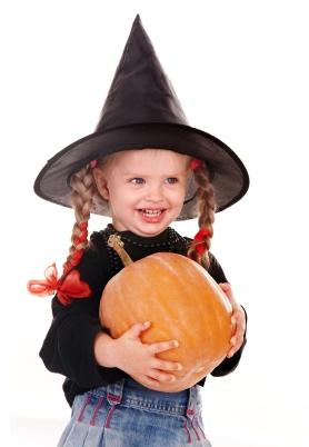 disfraz de calabaza para nios halloween