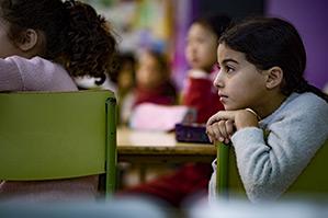 La educación es la mejor herramienta para acabar con las desigualdades