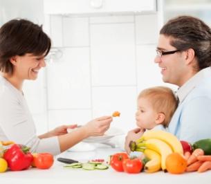 El apetito del niño de 1 a 2 años disminuye | Elbebe.com