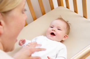 Sentido de equilibrio en los bebés y recién nacidos