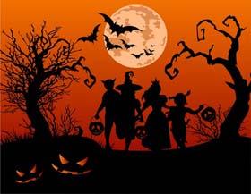 Especial Halloween con niños en Elbebe.com