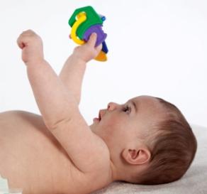 Estimular la creatividad de los bebés y recién nacidos