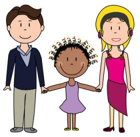 Explicar la adopción a los niños