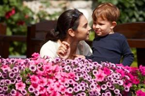 Cómo explicar la muerte de un ser querido a un niño de 3 a 5 años