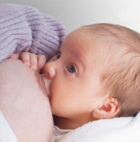 Lactancia materna: la hipogalactia