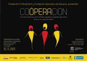 Recital solidario de ópera en Madrid