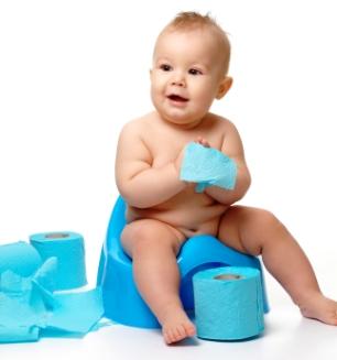 Las heces y cacas del bebé